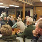 6. Publikum lytter til Jagthornsblæserne
